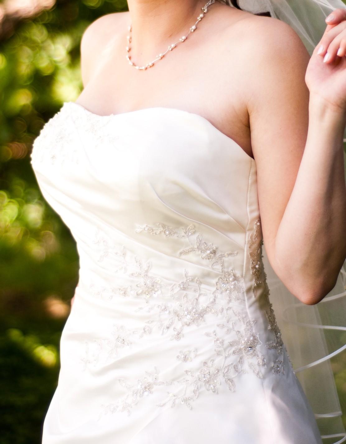 Fein Halskette Für Hochzeitskleid Zeitgenössisch - Brautkleider ...