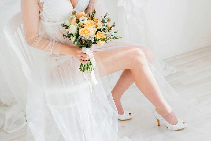 Brautunterwäsche
