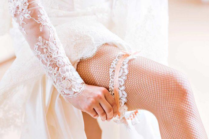Unterwäsche für die Hochzeit