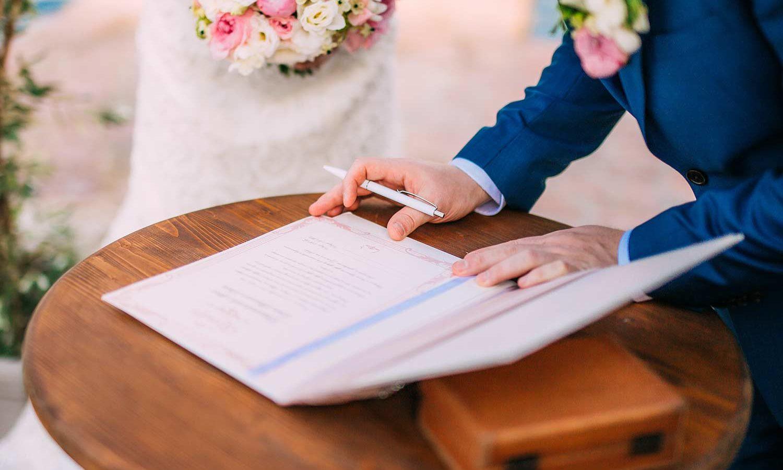 Namensänderung Hochzeit