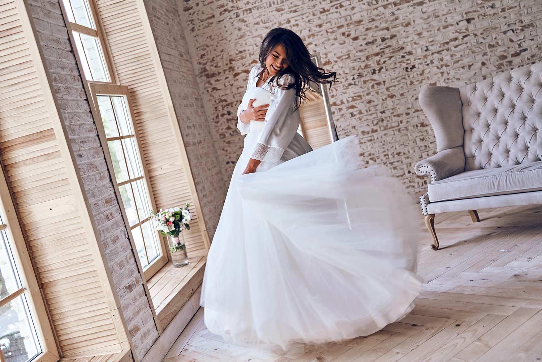 Brautkleider weiß