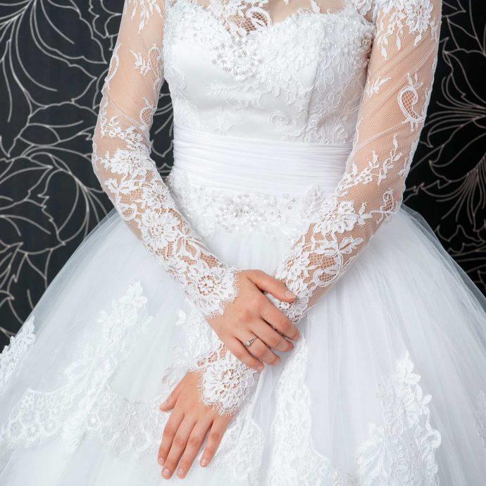 Extravagante Brautkleider