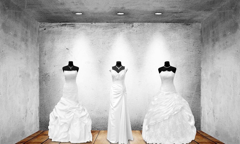 Welches Brautkleid für welche Figur - Problemzonen geschickt kaschiert