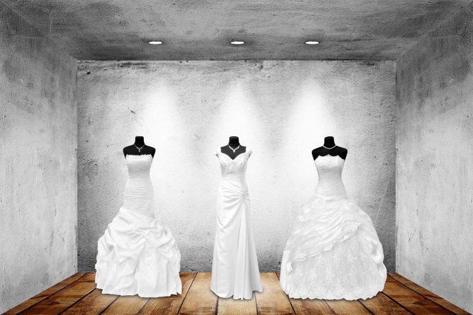 Welches Brautkleid für welche Figur