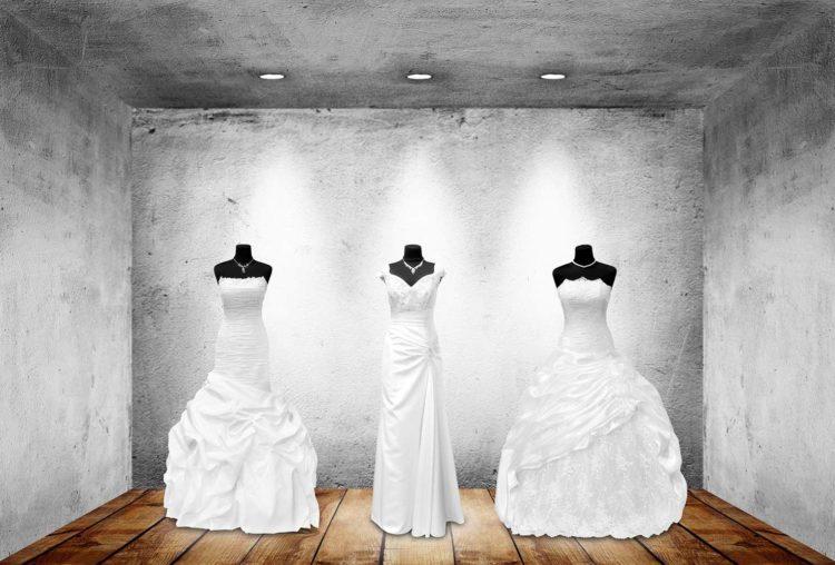 Welches Brautkleid für welche Figur? Problemzonen gekonnt kaschieren!