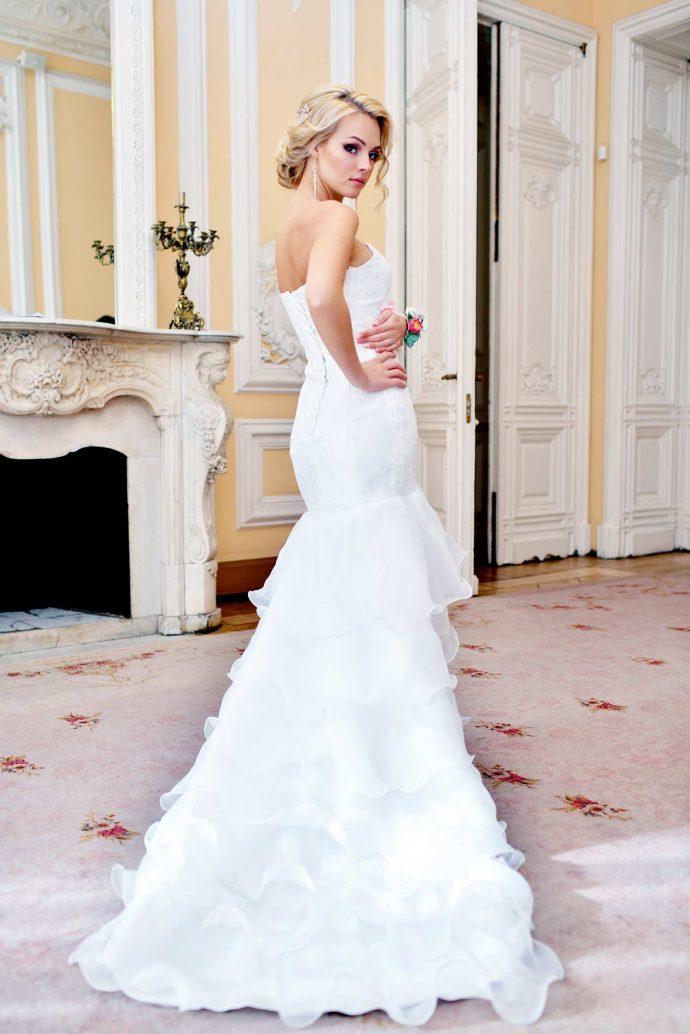 Welches Brautkleid passt zu welcher Figur