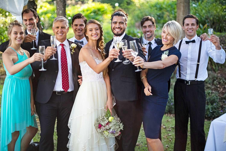 Hochzeit wer zahlt brautkleid