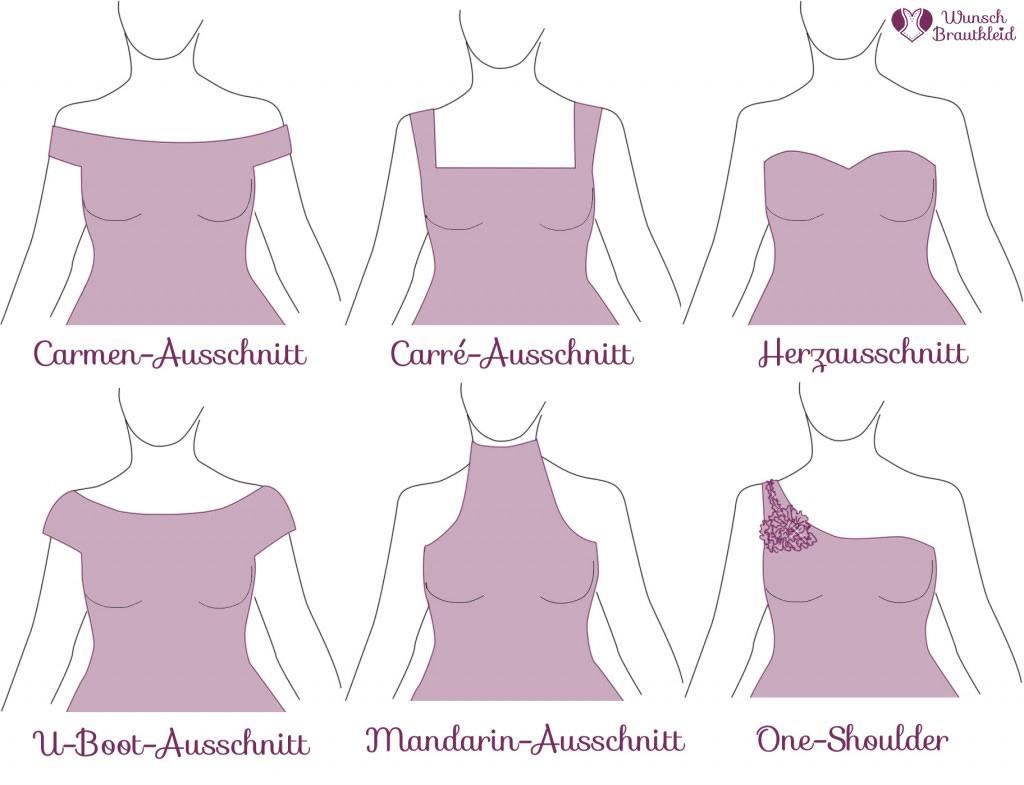 Das Brautkleid - Die Grundlagen. Alles was du wissen solltest!