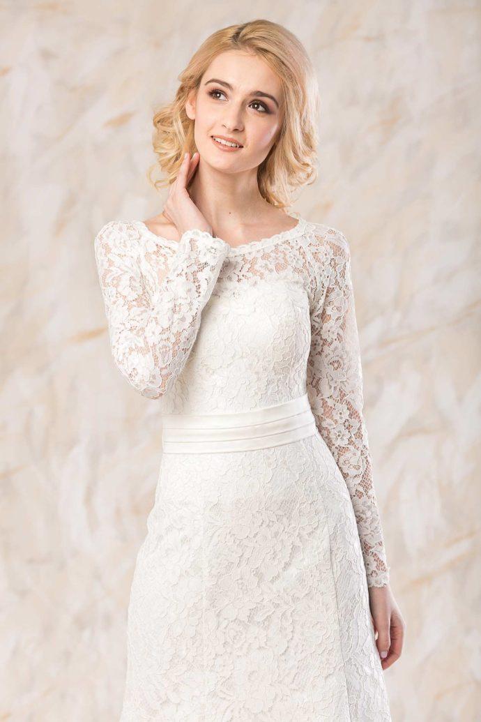 Brautkleid mit Ärmel - verschiedene Ärmellängen im Überblick | Tipps