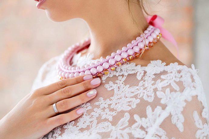 Kette für die Braut