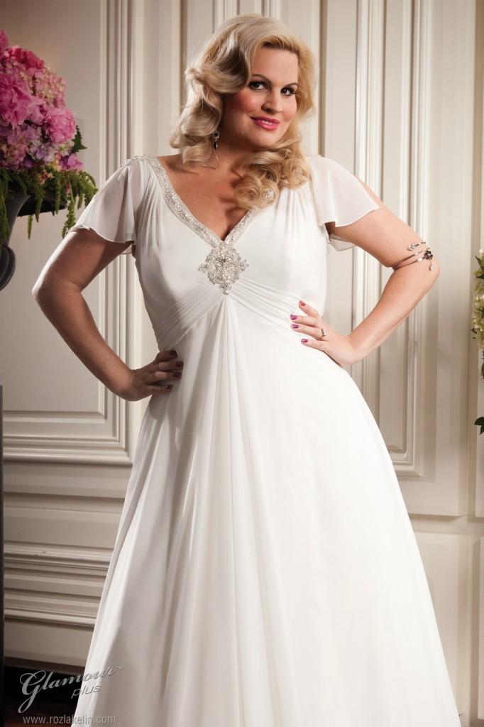 Das Brautkleid in Übergröße – DOs und DON'Ts