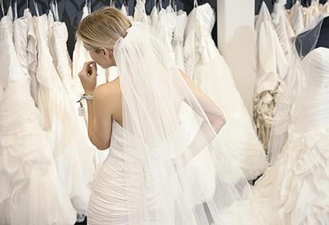 Brautkleid suchen