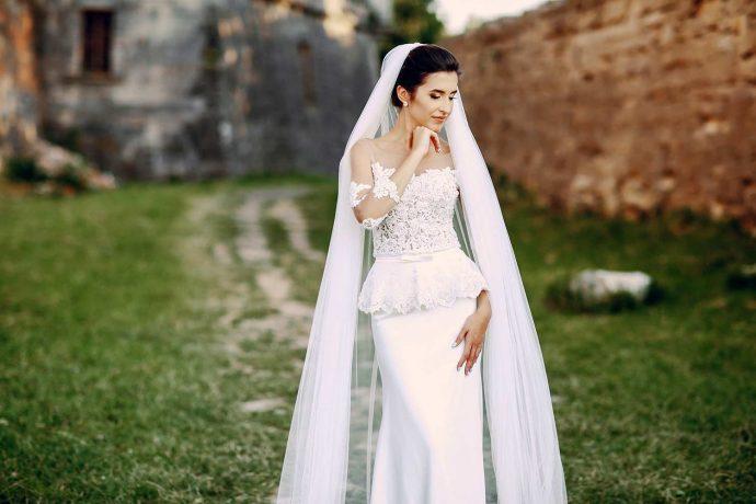 Der Schleier 7 Wichtige Tipps Fur Die Auswahl Des Brautschleiers