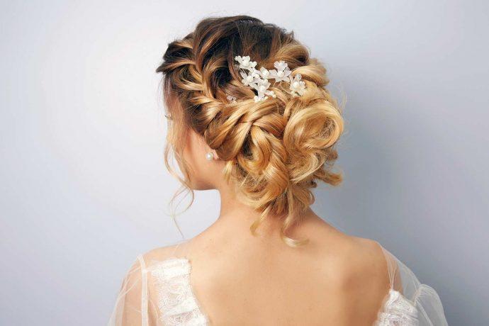 Brautschmuck für die Haare