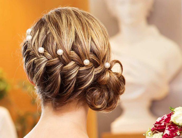 Braut Haarschmuck Die Schönsten Ideen Beispiele