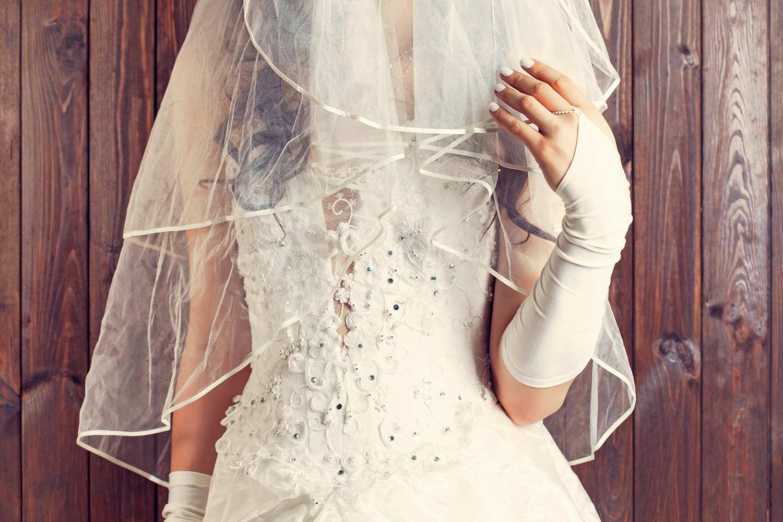 Der Schleier - 11 wichtige Tipps für die Auswahl des Brautschleiers