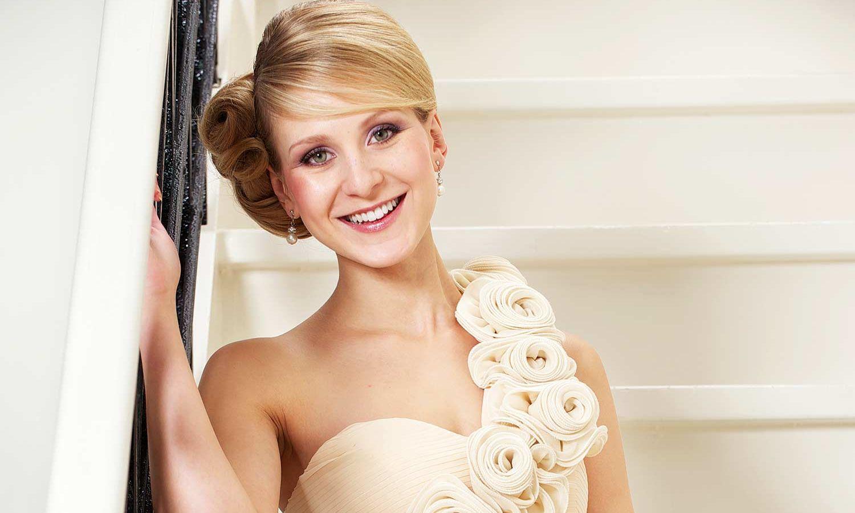 Brautkleid Creme | Styling Tipps zur Brautkleidfarbe Creme