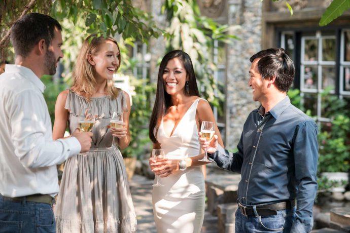Schöne Kleider für Hochzeitsgäste