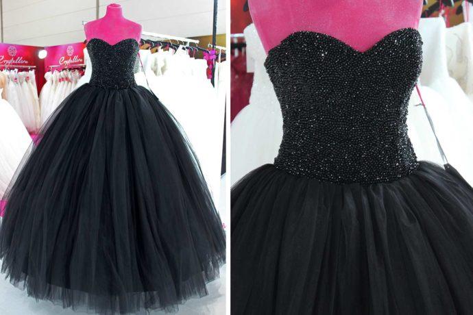 Schwarze kleider bedeutung