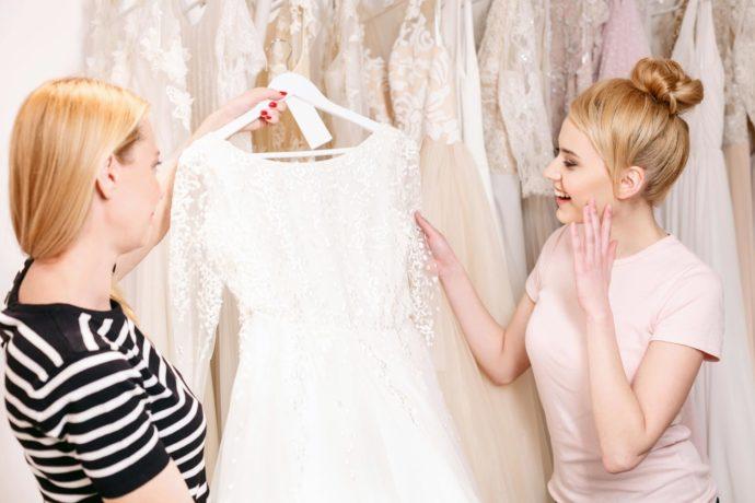 Brautkleid: Was muss man beachten