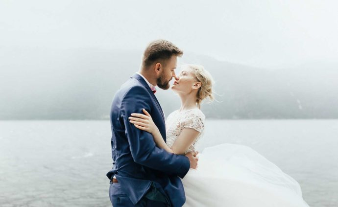 See Hochzeit