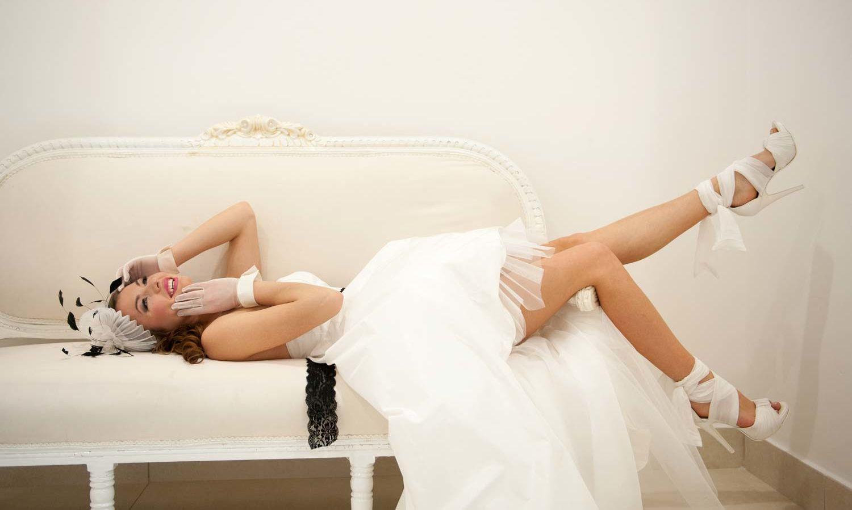 Brautkleid 50er