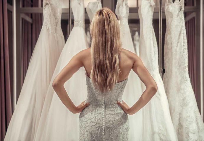 Brautkleid fürs Standesamt