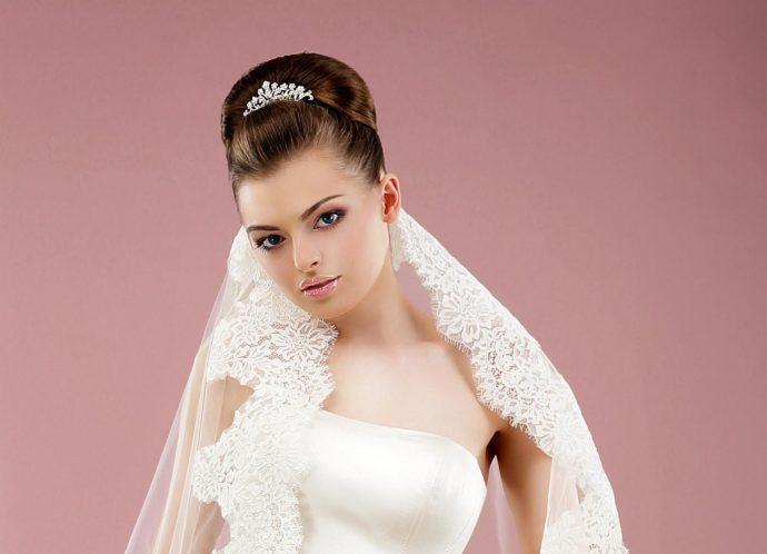 Diadem für Braut